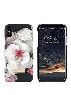 ted-baker-soft-feel-hard-shell-iphone-x-nbsp--kamala-chelsea-black