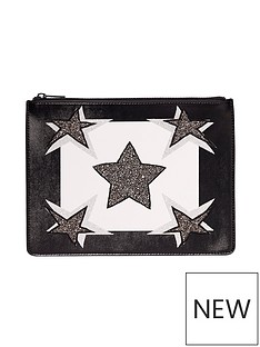 juicy-couture-juicy-montery-black-silver-star-clutch-bag