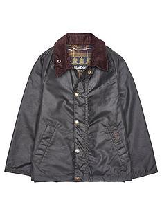 barbour-boys-heskin-wax-jacket