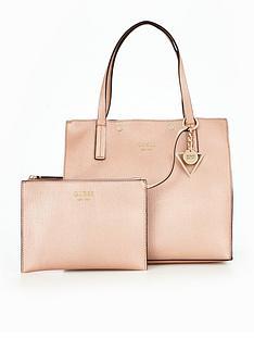 guess-kinleynbsptote-bag-rose-goldnbsp