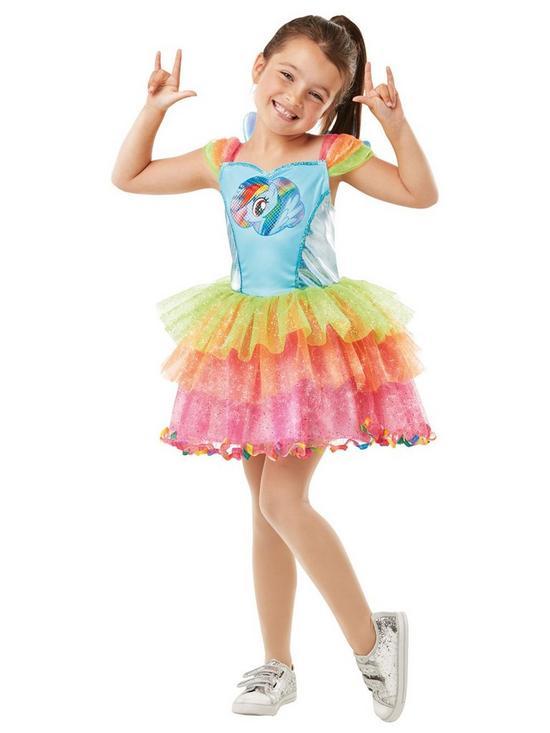 287fb5dac2 My Little Pony Childs Deluxe Rainbow Dash Costume