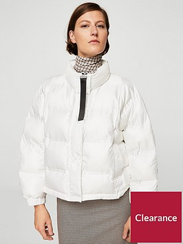 mango-padded-coat-white