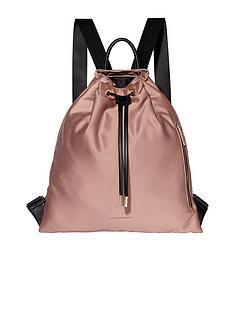 juicy-couture-juicy-beachwood-rose-satin-backpack