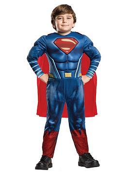 justice-league-childs-justice-league-deluxe-superman-costume