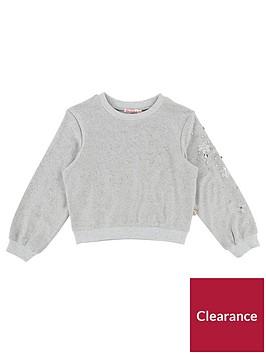 billieblush-girls-embellished-sleeve-metallic-sweatshirt