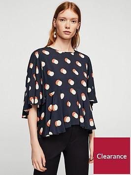 mango-spot-blouse