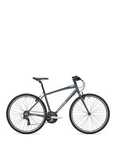 Adventure Stratos Mens Hybrid Bike 18 inch Frame