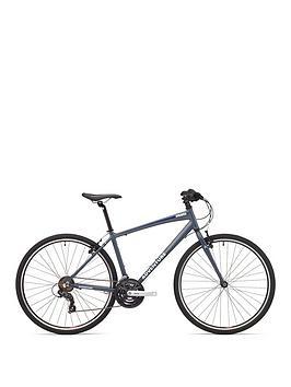 Adventure Stratos Mens Hybrid Bike 18 Inch Frame