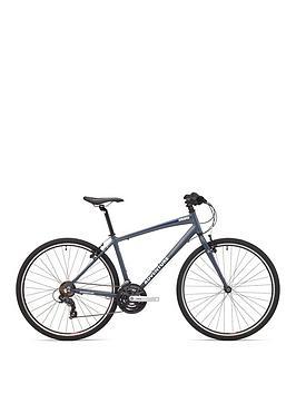 Adventure Stratos Mens Hybrid Bike 20 Inch Frame