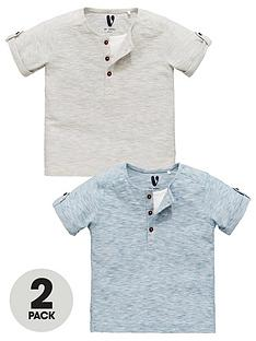 mini-v-by-very-boys-2-pack-grandad-tees