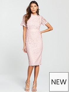 v-by-very-lace-high-neck-dress