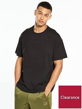 puma-archive-embossed-print-t-shirt
