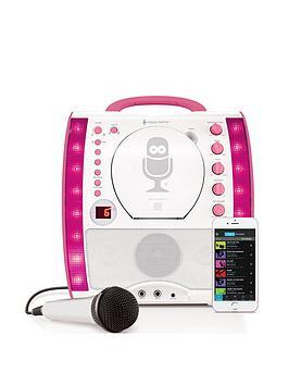 singing-machine-sml343btpk-karaoke-with-bluetooth