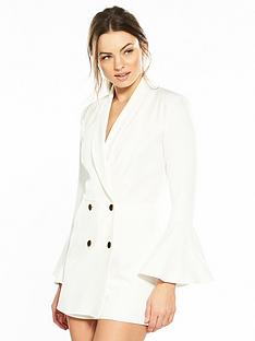 river-island-tux-playsuit--white