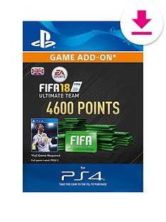 playstation-fifa-18-fut-points-4600
