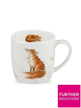 royal-worcester-wrendale-2-piece-mug-set