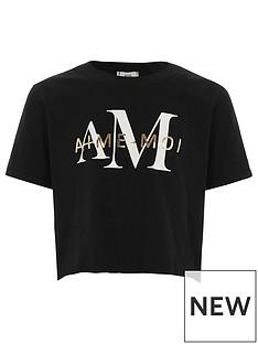 river-island-girls-black-lsquoaime-moirsquo-cropped-t-shirt