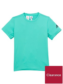 adidas-boys-chill-tee-greennbsp