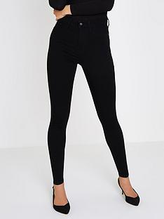 river-island-river-island-regular-leg-harper-high-rise-jeggings--black