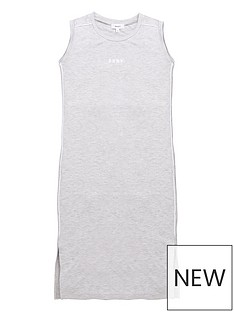 dkny-girls-logo-jersey-maxi-dress