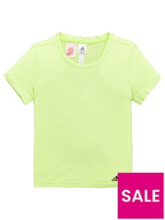 adidas-girls-chill-tee-pastel-yellownbsp