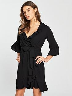 v-by-very-ruffled-wrap-dress-with-tie-waist