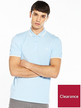 fred-perry-twin-tipped-polo-shirt-ndash-sky-blue