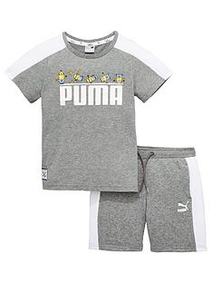 puma-boy-minions-tee-and-short-set