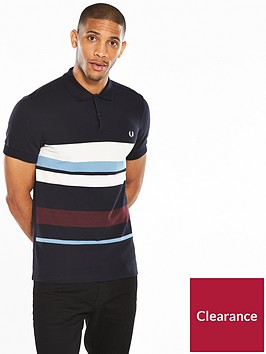 fred-perry-multi-stripe-polo