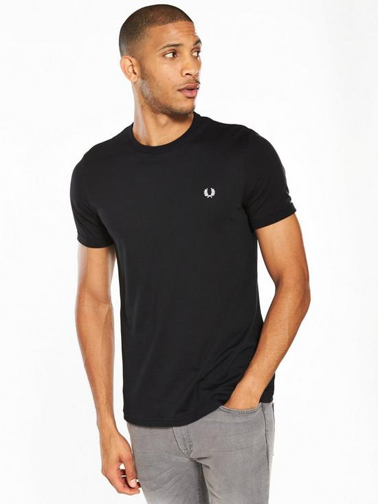 18783a03 Fred Perry Ringer T-shirt   very.co.uk