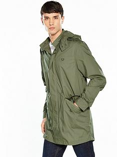 fred-perry-lightweight-fishtail-parka