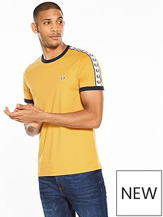 fred-perry-taped-ringer-tee