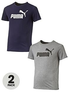 puma-boys-pack-of-2-essential-tees