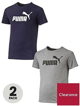 puma-boys-pack-of-2-essential-tees