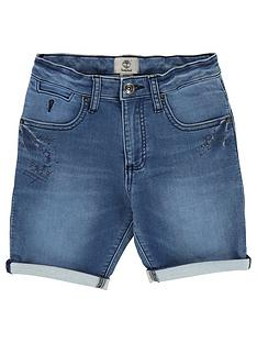 timberland-boys-stretch-denim-short
