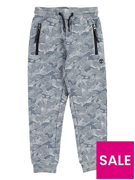 timberland-boys-print-tapered-jogging-bottoms