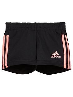 adidas-younger-girls-knit-short