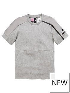 adidas-zne-short-sleeve-crew-medium-grey-heathernbsp