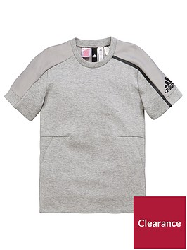 adidas-zne-short-sleeve-crew-medium-grey-heathernbsp