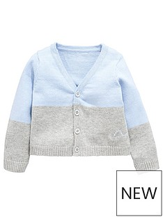 mini-v-by-very-baby-boys-grey-amp-blue-colour-block-cardigan