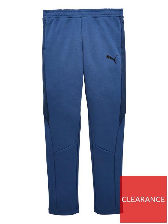 d7c58c57d657 Puma Boys Evo Stripe Pants