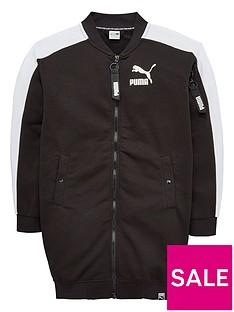 puma-girls-classic-t7-long-sweat-jacket