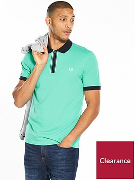 fred-perry-tipped-placket-polo-shirt