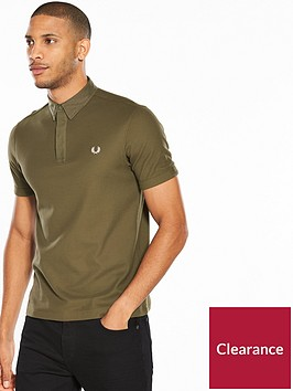 fred-perry-oxford-collar-pique-polo