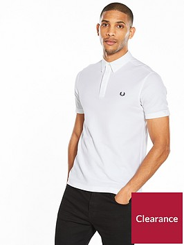 fred-perry-textured-collar-pique-shirt