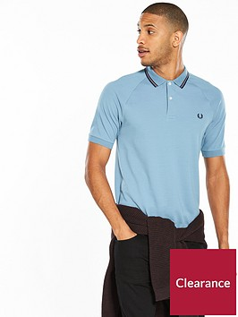 fred-perry-twill-collar-polo