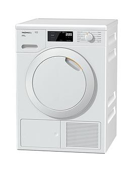 miele-tce520wp-8kg-heat-pump-tumble-dryer-with-ecodrynbsptechnology-white