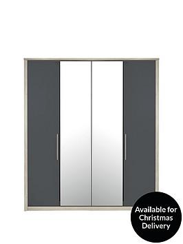 consort-jupiter-4-door-mirrored-wardrobe