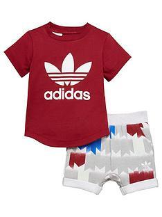 Adidas Originals Baby Graphic Set