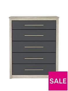 consort-jupiternbspready-assembled-jupiter-wide-5-drawer-chest